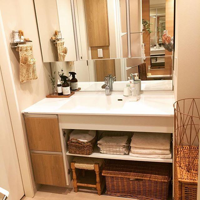 洗面台・トイレのインテリア2