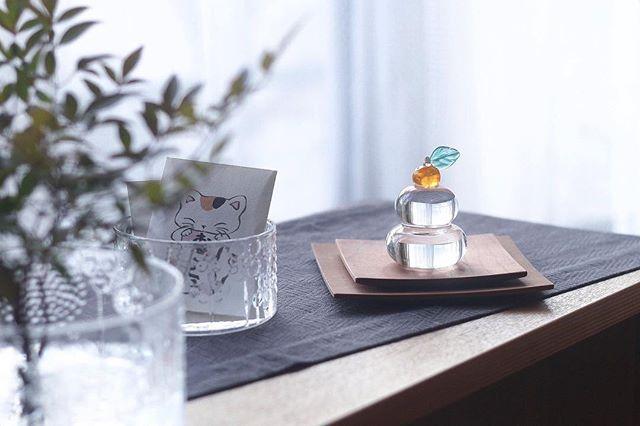 鏡餅をおしゃれに飾るアイデア14