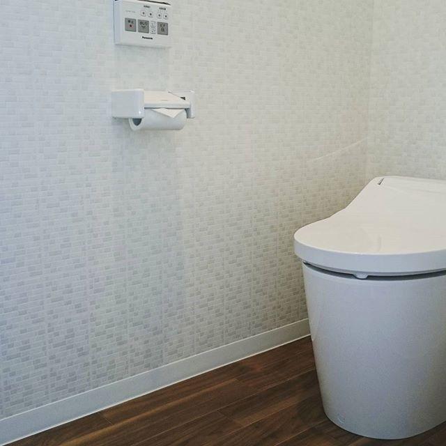 ミニマリストのトイレ9