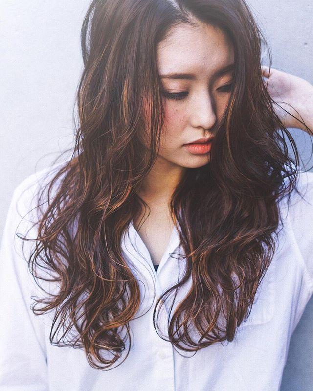 バレンタイン おすすめ 髪型 ロングヘア3