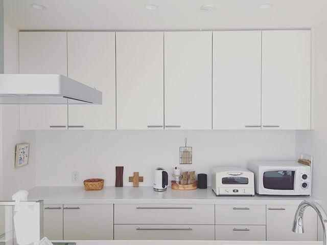 シンプリストの部屋 キッチン