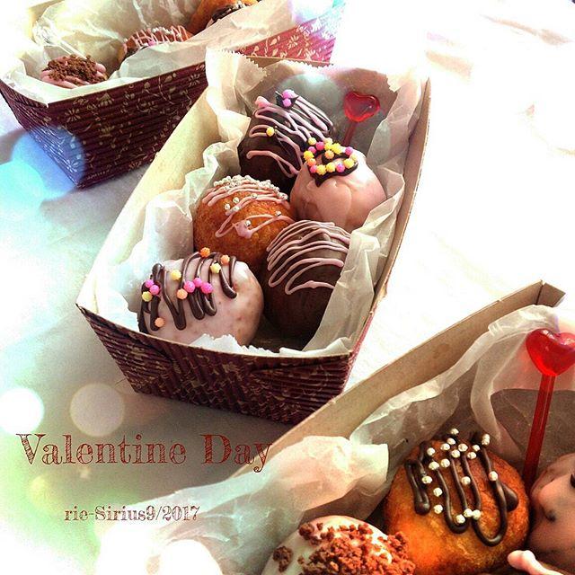 バレンタイン チョコ15