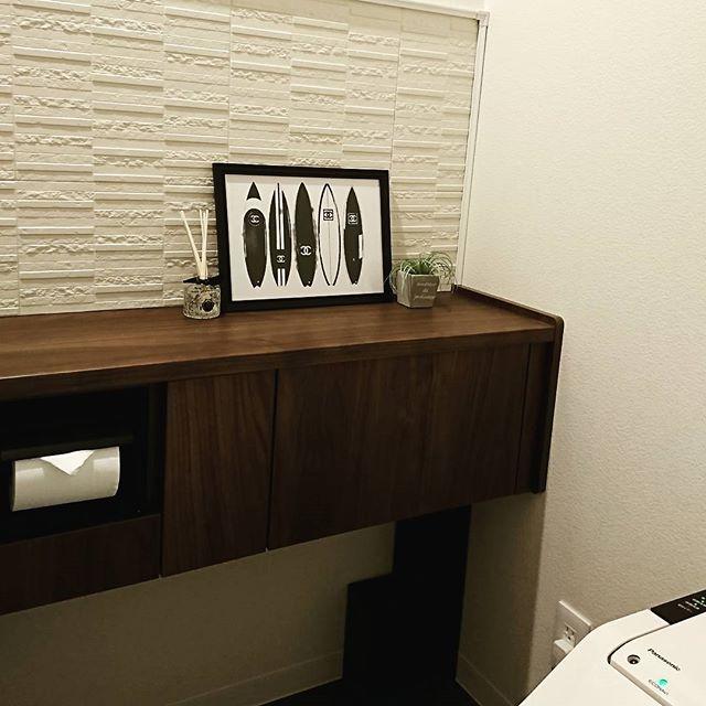トイレ 壁紙12