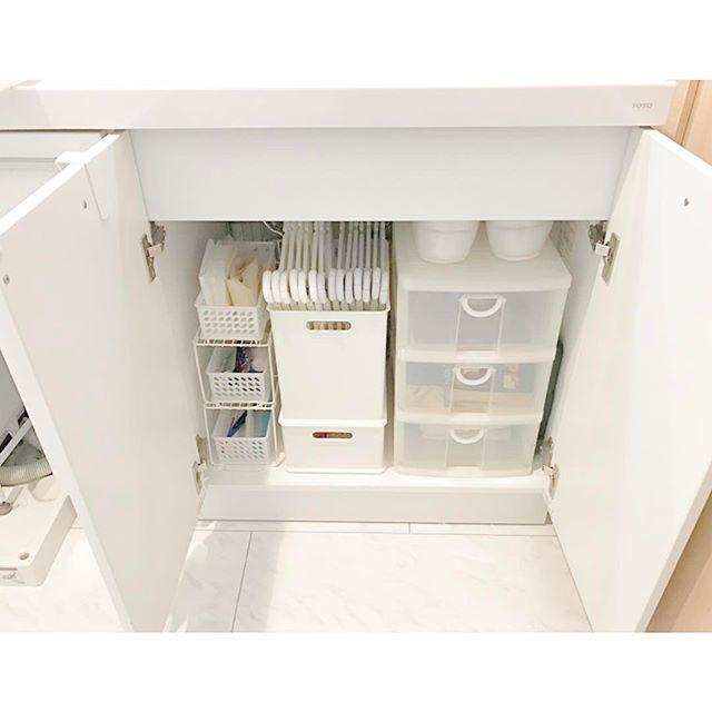 狭いスペースを有効に使う収納方法