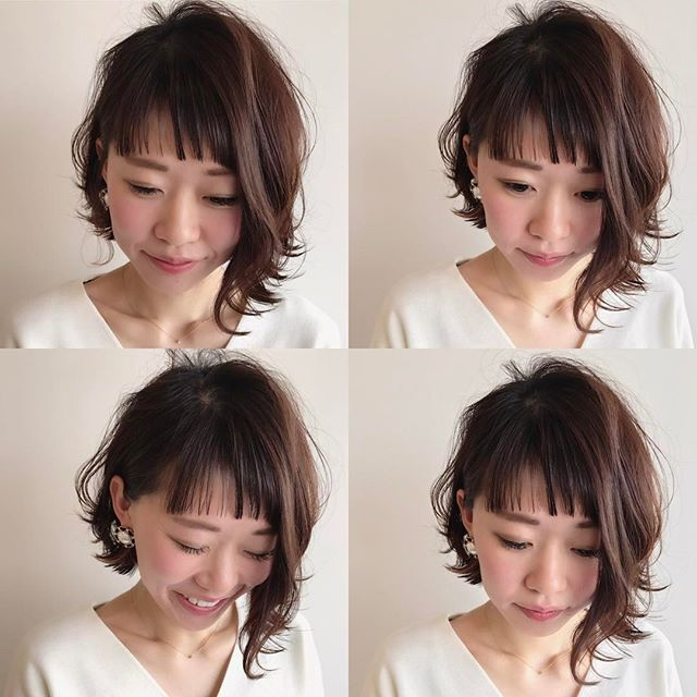 バレンタイン おすすめ 髪型 ショートヘア2