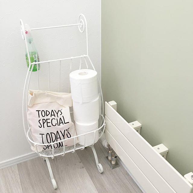 洗剤の収納アイデア13