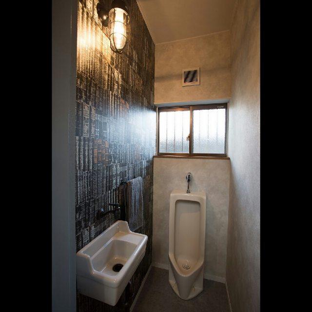 古民家インテリア《トイレ・玄関》4