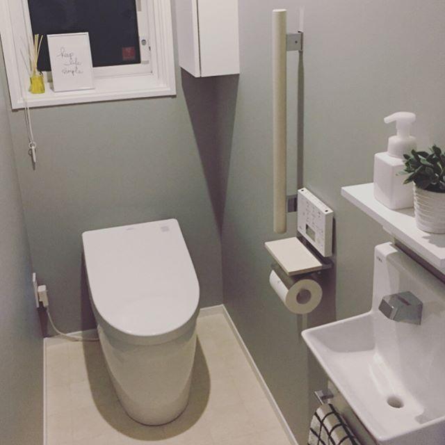 トイレ 壁紙13