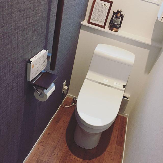 トイレ 壁紙22