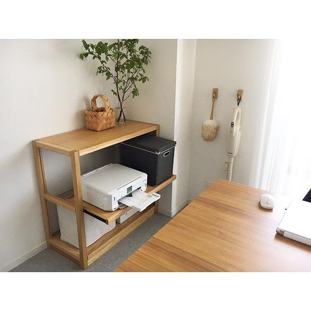 ダイニングキッチンでも使いやすい収納家具