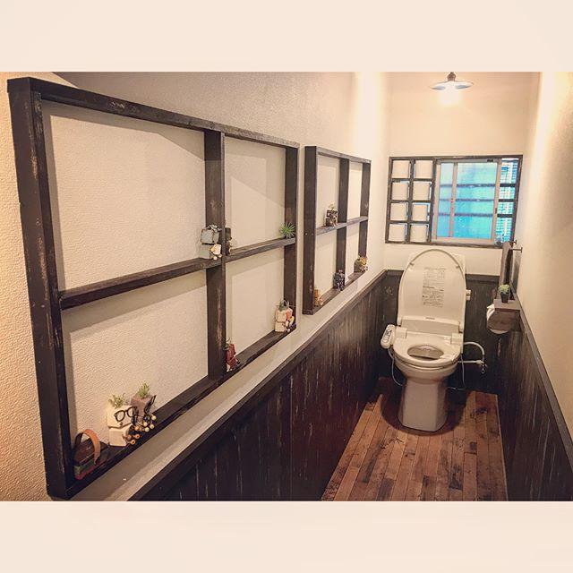 古民家インテリア《トイレ・玄関》2
