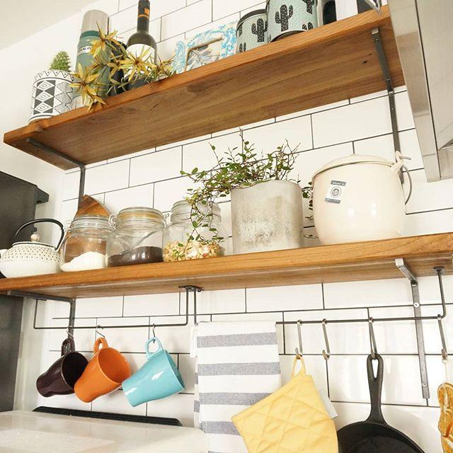 キッチン 収納10
