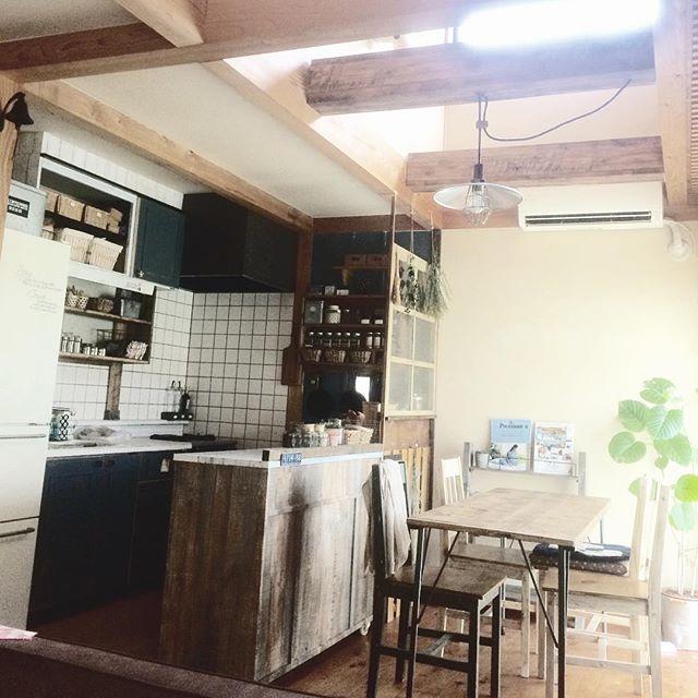 古民家インテリア《キッチン》3