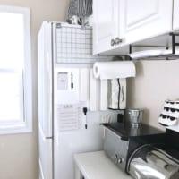 冷蔵庫の横、上手に活用してますか?隙間収納アイデアで使いやすいキッチンを作ろう