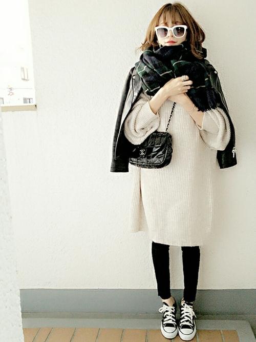 気温1度の服装24