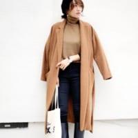 気温1度の服装24選!真冬におすすめの褒められファッションをご紹介
