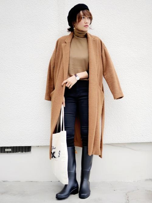 気温1度の服装12