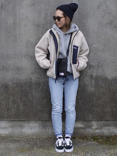 気温1度の服装10