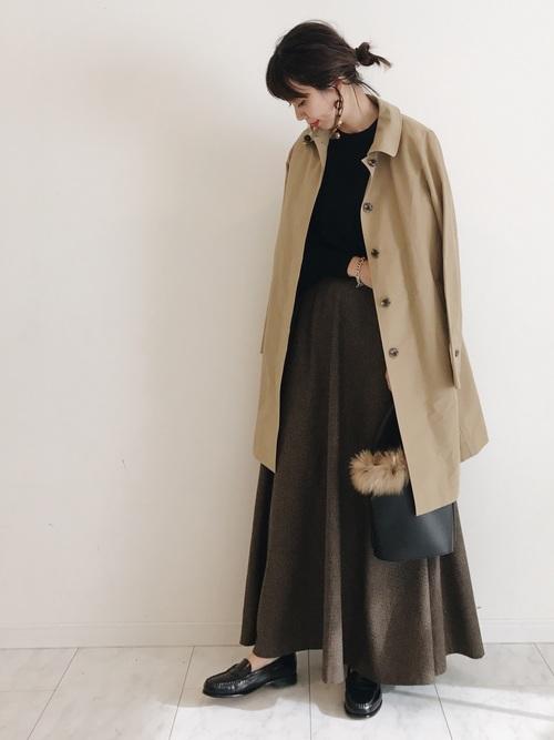 韓国 3月 服装12