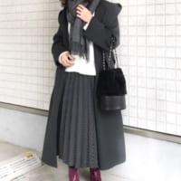 2月の正解コーデ24選♪毎日のお手本になるおしゃれなレディースファッション
