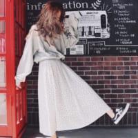 【2020春】一点投入で簡単モテコーデ♡白スカートのおしゃれな着こなし24選