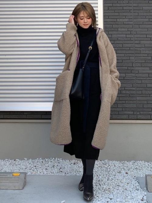 気温1度の服装19