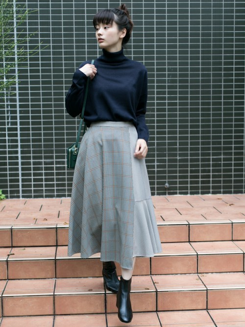 [URBAN RESEARCH] EMELINA プレーンブーツ2