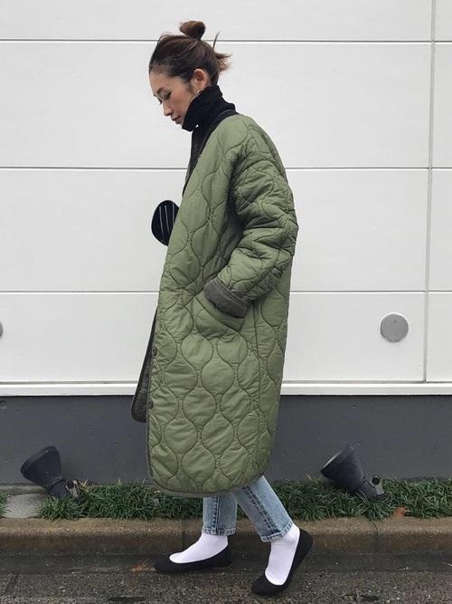 【北海道】気温0〜5度に合った服装2