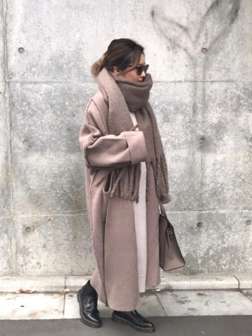 【北海道】気温0〜5度に合った服装4