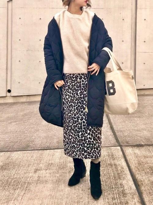 【軽井沢】3月におすすめの服装9