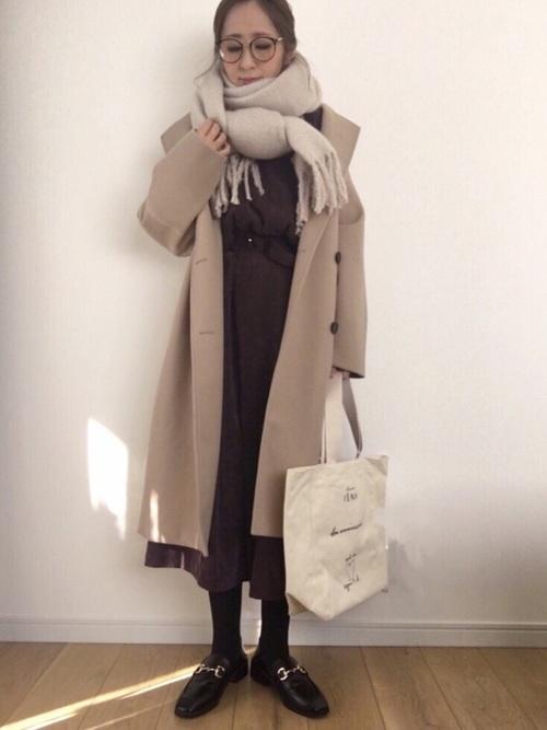 【軽井沢】3月におすすめの服装16