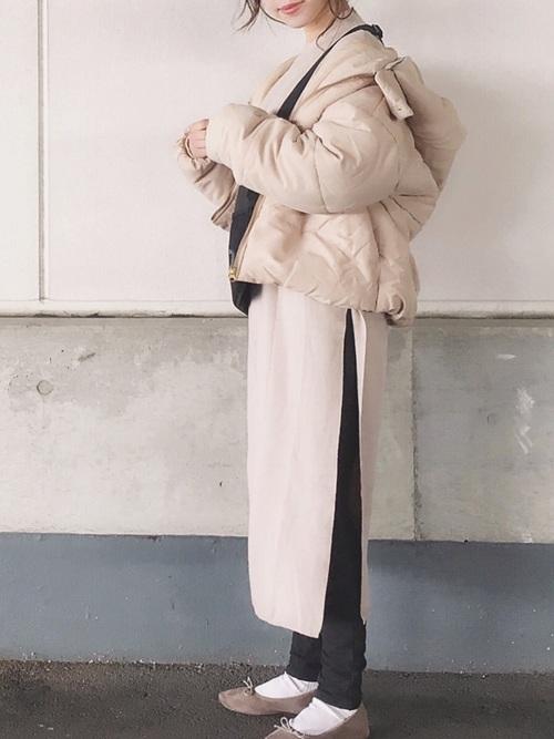 気温1度の服装22