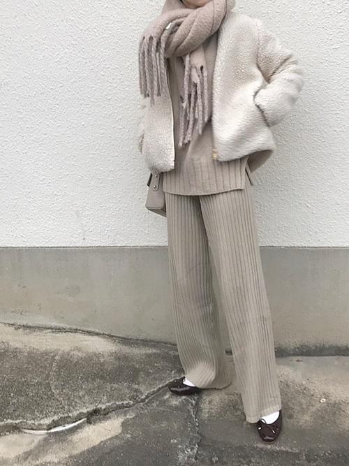 【軽井沢】気温1〜5度に合った服装