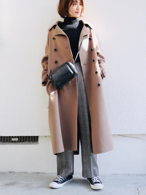 気温1度の服装2