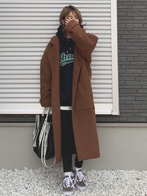 気温1度の服装3