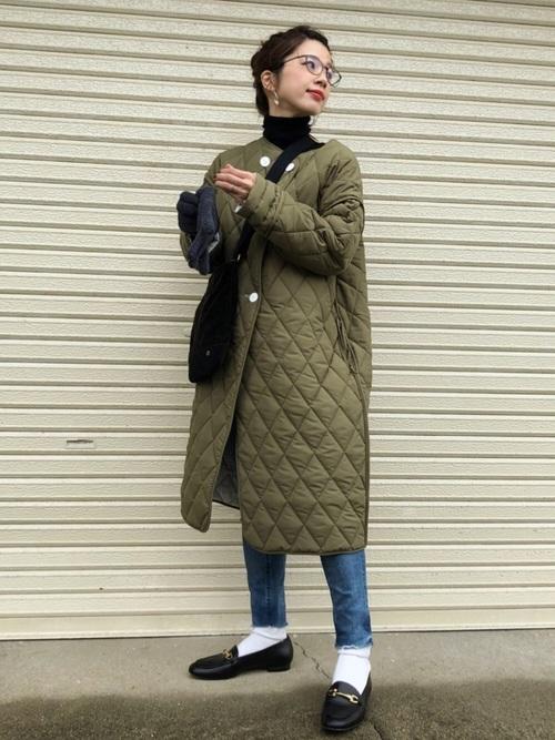 最高気温0度の服装6