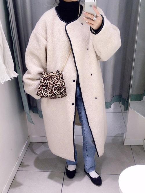 最高気温0度の服装7