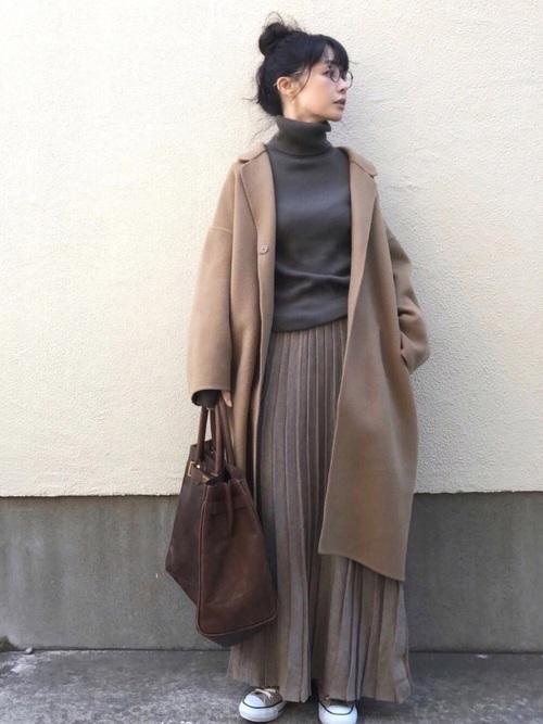 【京都】気温1〜5度に合った服装2