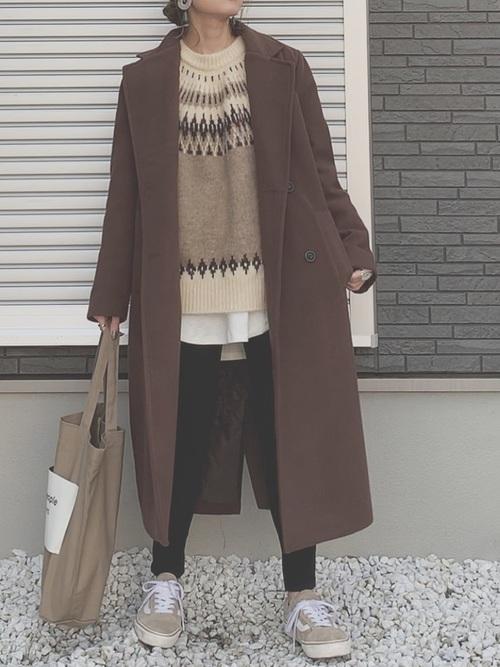 【金沢】気温に合った服装4