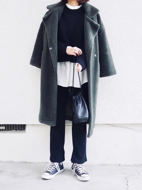 【金沢】気温に合った服装5