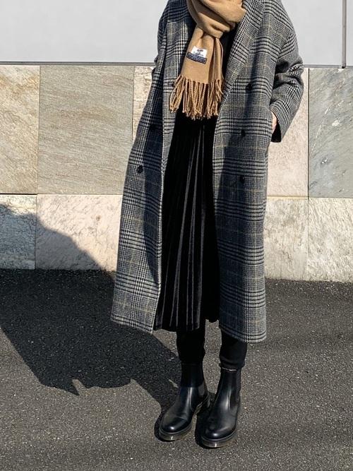 【北海道】気温6〜10度に合った服装2
