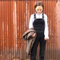 冬のサロペットコーデ30選♪幼くならないきれいめな着こなしをカラー別にご紹介