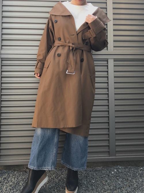 ZARA 最新 コーディネート 冬3