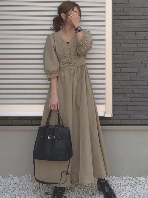 【金沢】気温に合った服装12