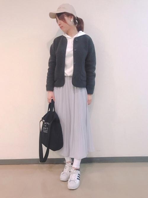 しまむら プリーツスカート21