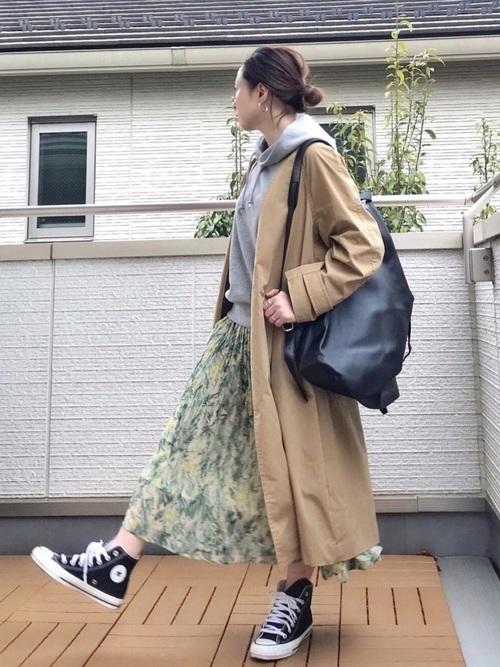 [UNITED TOKYO] 3WAYチノコート