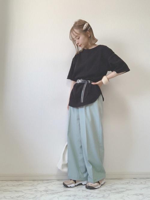 【北海道】気温26〜30度に合った服装2