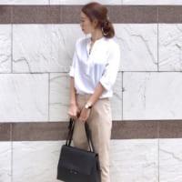 【2020】ビジネスカジュアルはユニクロが頼れる!30代女性の通勤コーデ集