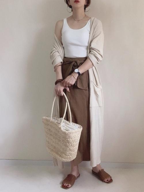 【タイ】3月におすすめの服装:スカートコーデ4