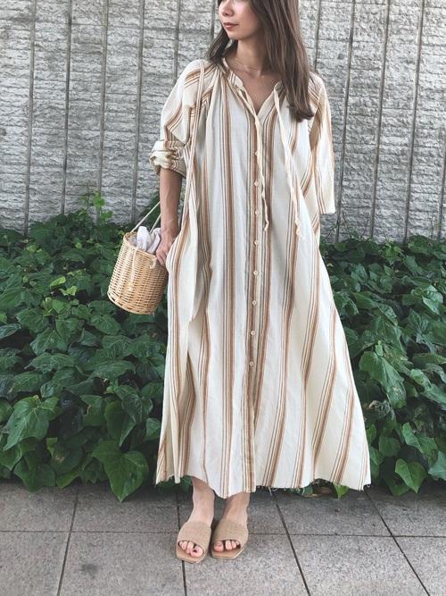 【タイ】3月におすすめの服装:ワンピースコーデ